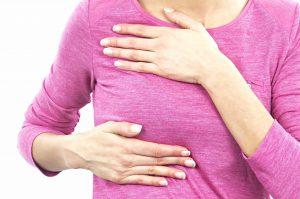راه تشخیص سرطان سینه در منزل