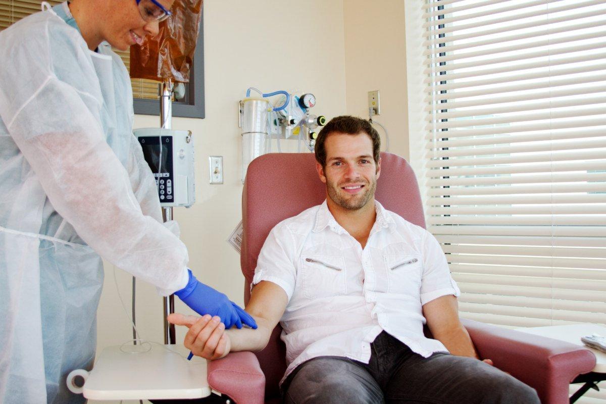 تعداد جلسات شیمی درمانی سرطان روده