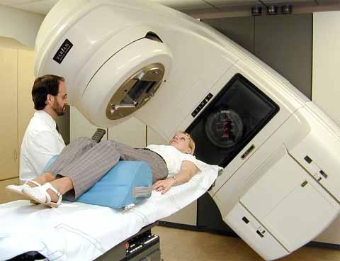 رادیوتراپی سرطان مثانه