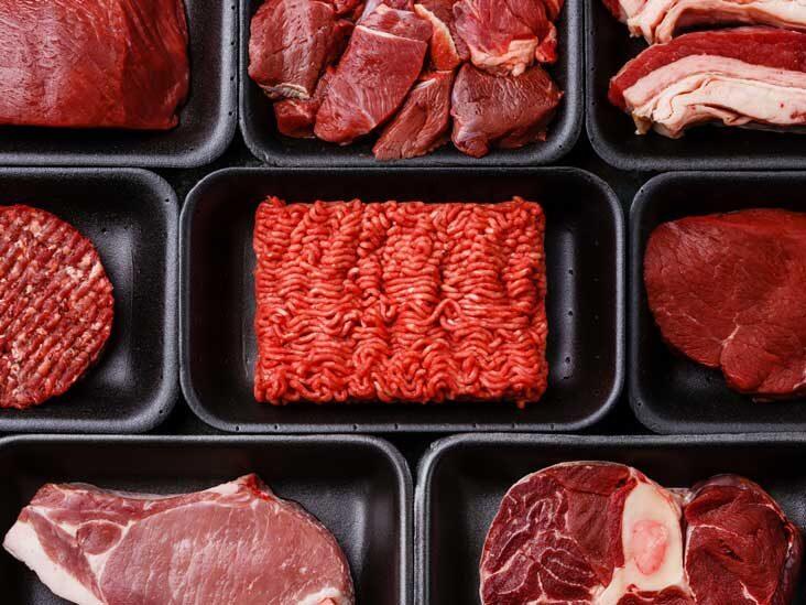 مواد غذایی مضر برای سرطان پروستات