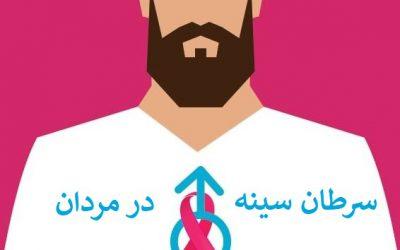 سرطان سینه در مردان وضعیتی نادر اما ممکن!!!