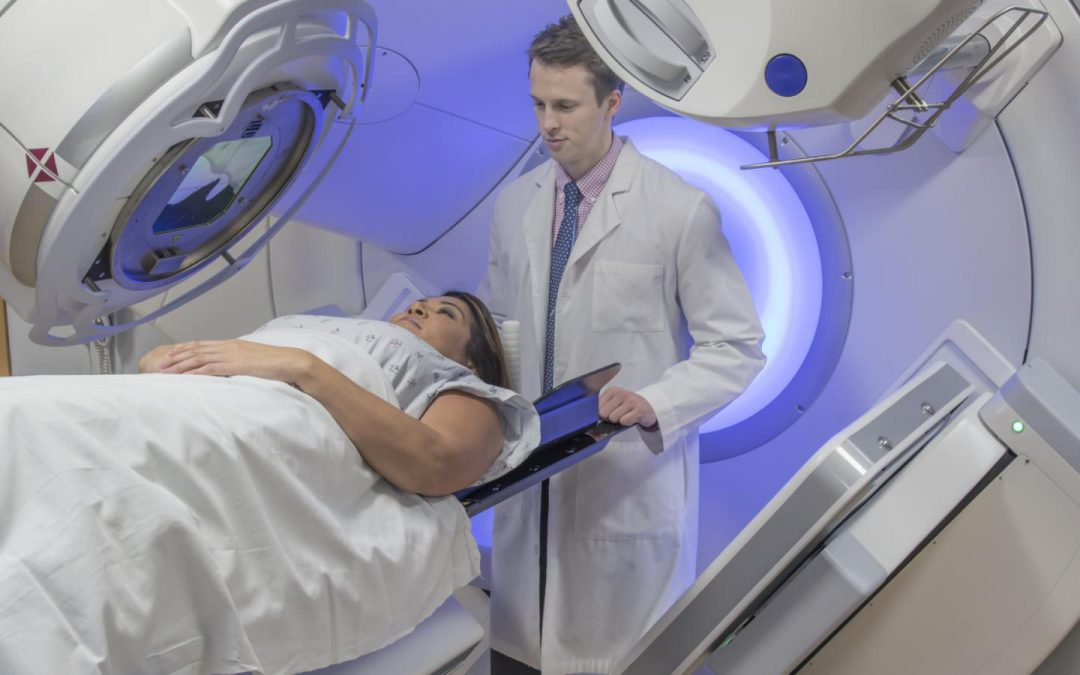 پرتودرمانی سرطان سینه | رادیوتراپی سرطان پستان