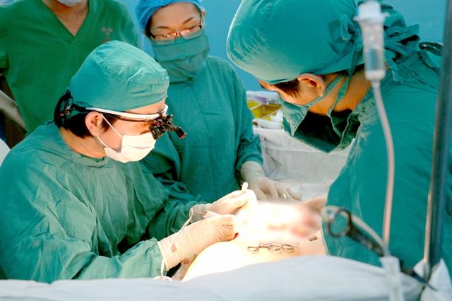 هزینه عمل تخلیه سینه
